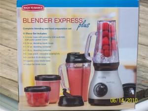 Blender Express Plus