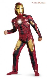 Iron Man 2 Halloween Costumes