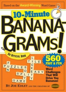 Bananagrams book