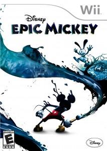 Disney Epic Mickey Pre- Order