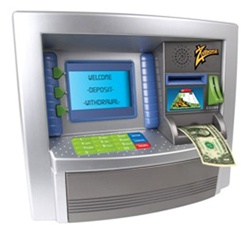 Savings ATM Machine