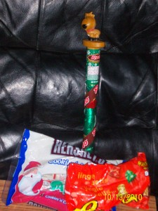 Hershey's Holiday Candies