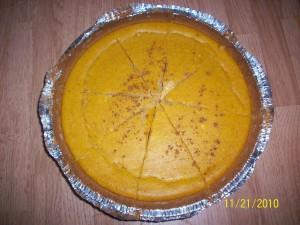 Pumpkin Cheesecake Recipe
