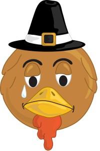 Sad Turkey