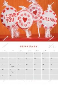 Tukaiz Personalized Calendars
