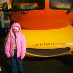 The Wienermobile Arrived!