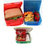 Bright Bin Lunch Box