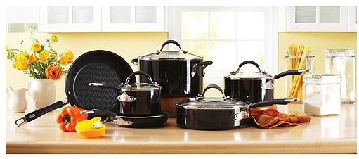 Better Homes and Gardens Pots and Pans