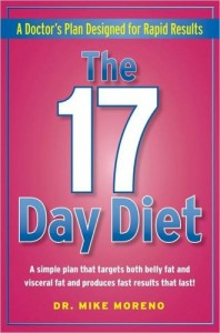 17 day diet cover