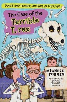 T-Rex book cover