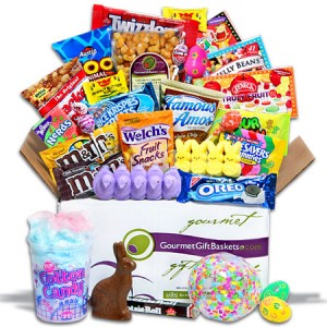 Easter baskets from gourmet gift baskets gourmet gift baskets easter baskets negle Gallery