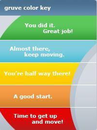 Gruve Color Chart