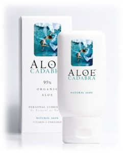 Aloe Cadabra personal lubricants