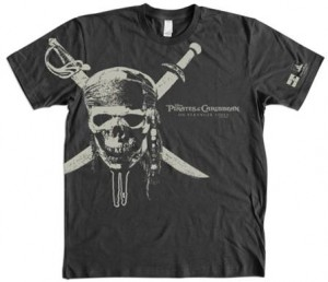 Pirates of The Caribbean Shirt