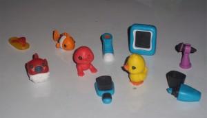 gomu erasers