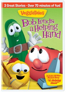 Bob Leands a Helping Hand