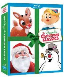 Blu Ray Christmas Classics