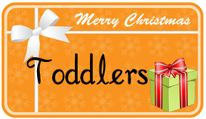 toddler Christmas ideas