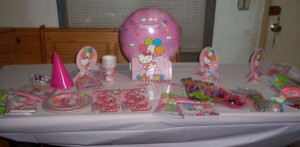 Discount Party Supplies Hello Kitty