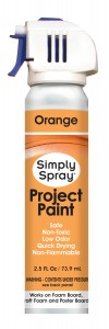 simply spray project paint