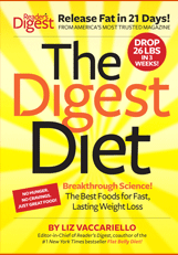 The Digest Diet book cover