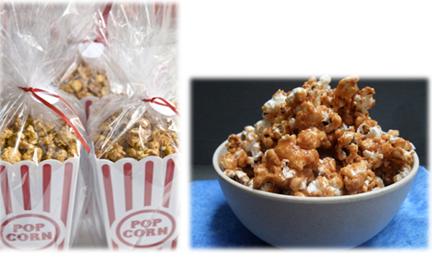 Amy Sherman's Popcorn Crunch