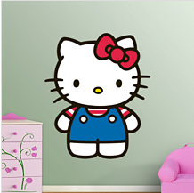 hello kitty fathead