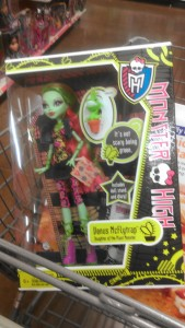 Monster High Venus Flytrap