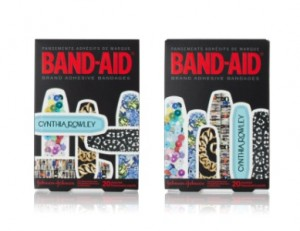 band-aid products