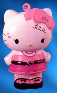 hello kitty ornament 2012