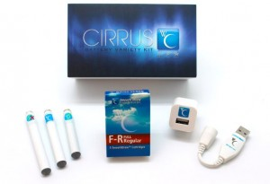 white cloud e-cigarette