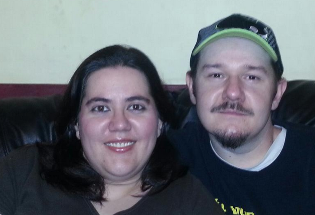 picture of wife and husband