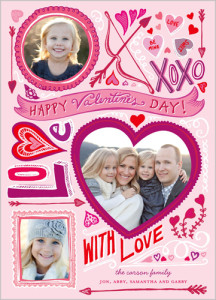 photo valentine's day cards