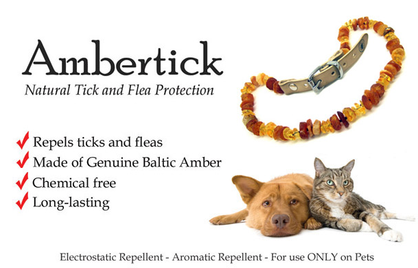 flea and tick all natural collar