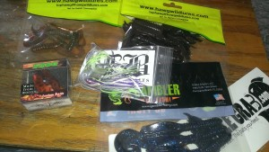 fishing tackle subscription