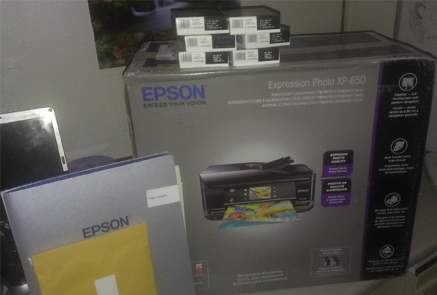 epson printer review