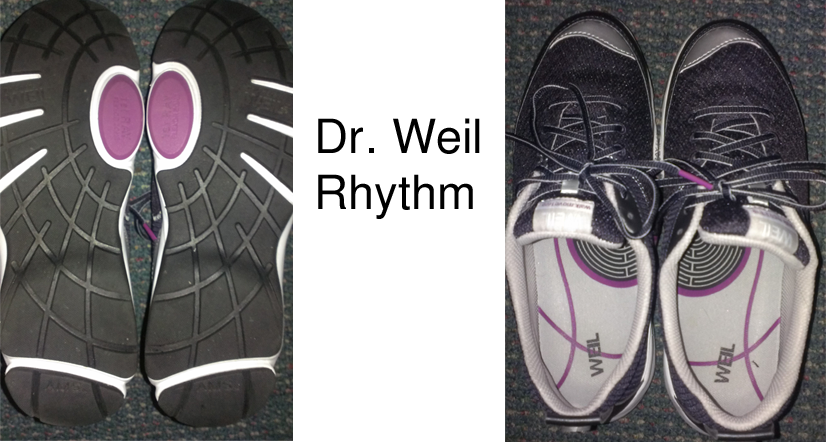 dr weil rhythm shoes