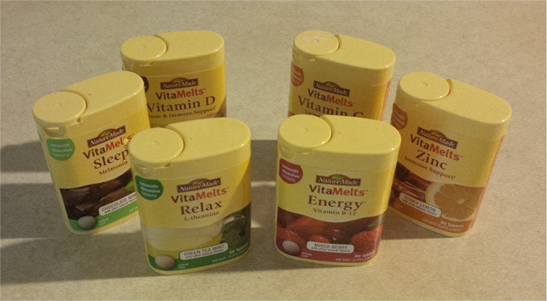 vitamins for busy moms