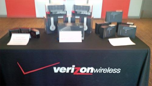 verizon wireless audio accessories