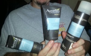 aveeno mens care