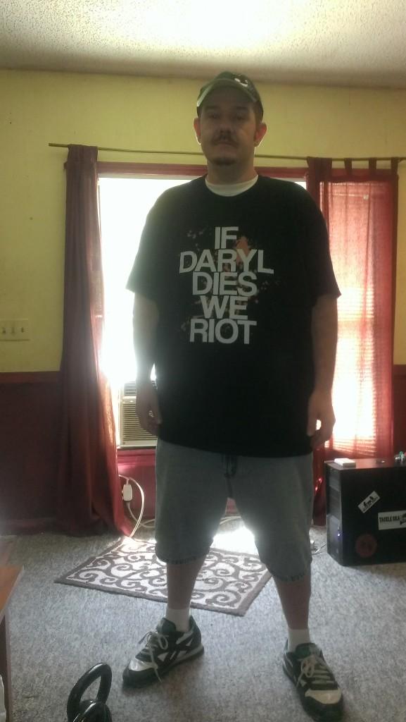 Daryl The Walking Dead Shirt