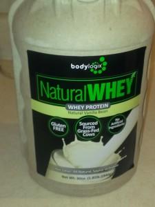 Bodylogic NaturalWhey Protein
