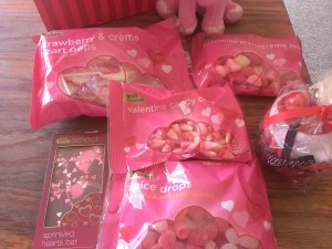 CVS Valentines Day Treats