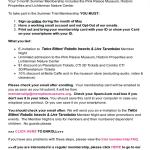 Pink Palace Museum Free Summer Membership