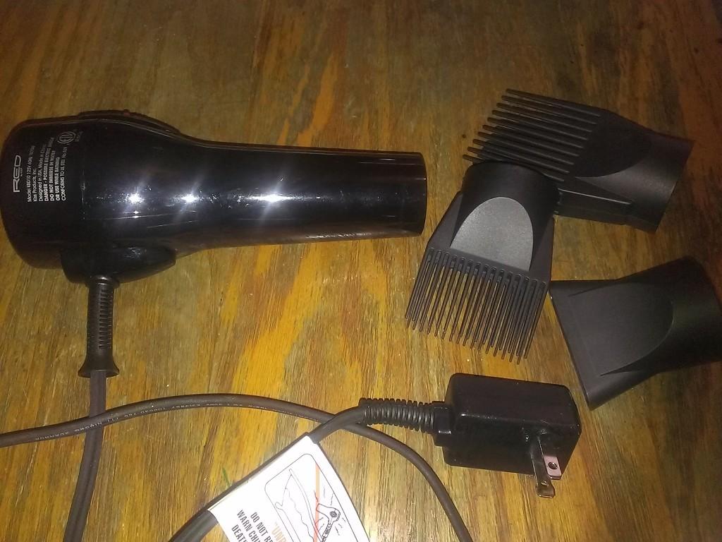 handle less hair dryer