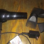 handle less hair dryer