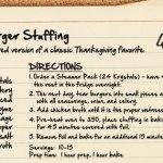 Stuffing Recipe1