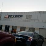 sky zone memphis