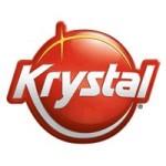 Krystal logo med