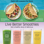 Eat Better, Feel Better With Tropical Smoothie Café